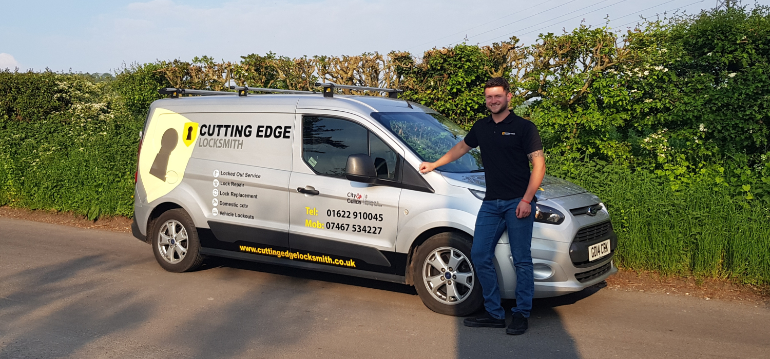 Cutting Edge Locksmith - Van